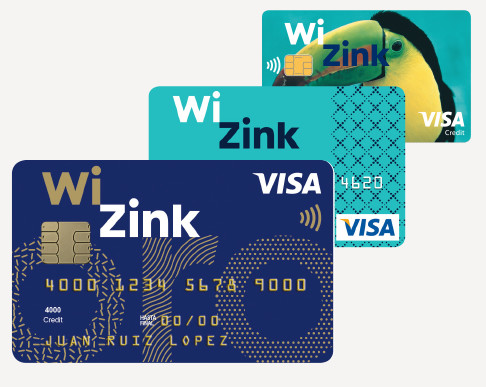Productos financieros disponibles en Wizink.es